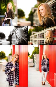 Oh my goodness.  Where do I even begin here?  To say Westlake senior Taylor's portrait session was a blast would be such an understatement.  She came prepared with an awesome range of fashion…