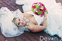 bridals! I really like the laying down for some reason
