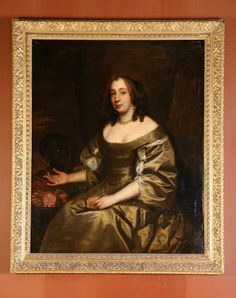 The Hon. Anne Coventry, Lady William Savile, later Lady Thomas Chicheley (d.1662)