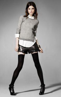 Argentinian model Tatiana Cotliar