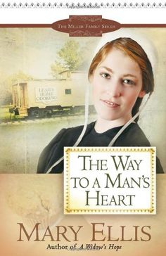 The Way to a Man's Heart (The Miller Family Series,Book 3) by Mary Ellis,http://www.amazon.com/dp/0736927344/ref=cm_sw_r_pi_dp_O7zosb013VZXA9RY    Mary Ellis (A Widow's Hope and Never Far from Home) concludes her bestselling The Miller Family series with another engaging story set in Holmes County, Ohio.