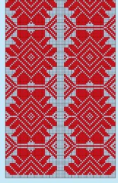 Embroidery Art, Embroidery Stitches, Embroidery Patterns, Cross Stitch Charts, Cross Stitch Patterns, Palestinian Embroidery, Loom Patterns, Cross Stitch Flowers, Textile Design