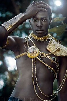 Steampunk Afrika... Gorgeous.
