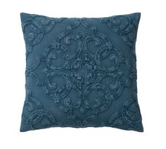 Shop blue pillow covers from Pottery Barn. Our furniture, home decor and accessories collections feature blue pillow covers in quality materials and classic styles. Coral Pillows, Velvet Pillows, Linen Pillows, Decorative Pillows, Throw Pillows, Blue Pillow Covers, Pillow Texture, Knit Pillow, Round Pillow