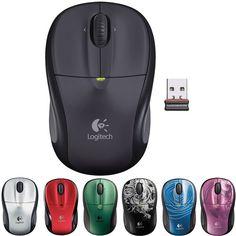 Logitech M305 - Mini Mouse Wireless 1000dpi c/ Nano Receptor USB