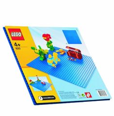 LEGO Blue Building Plate *** See this great product.