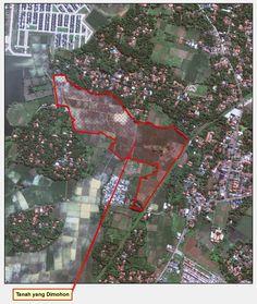 Kami juga dapat membantu Anda membuatkan site plan menggunakan GPS yang kami miliki. Dengan pengukuran GPS, walaupun akurasinya tidak tepat ... Master Plan, City Photo, How To Plan, House, Home, Homes, Houses