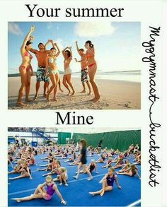 Except dance ! This is so easy compared to dance.dance equals this times 10000000 Funny Gymnastics Quotes, Inspirational Gymnastics Quotes, Cheerleading Quotes, Gymnastics Pictures, All About Gymnastics, Gymnastics Girls, Rhythmic Gymnastics, Gymnastics Stuff, Olympic Gymnastics