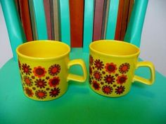 Staffordshire Potteries mugs