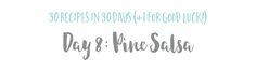 Pine Salsa — The Wellness Collective