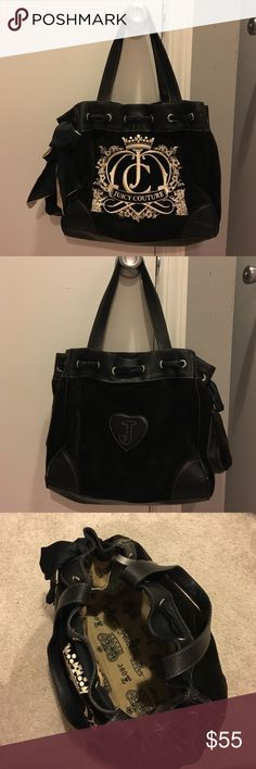 Juicy Couture Bag Great condition! Lovely Juicy Couture bag! Juicy Couture Bags Totes