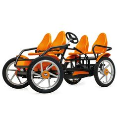"""The Touring Quadracycle - Hammacher Schlemmer.... no no no. We all know """"Who"""" invented the quadracycle....lol."""