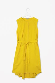 Likelikelike. Tie front dress from Cos