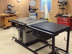 41 awesome delta table saw images wood projects woodworking rh pinterest com
