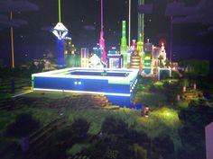 Panorama of my Minecraft world. http://ift.tt/2fJ2R1Z