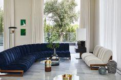 Tour a Dreamy Family Escape High Above Cannes   Architectural Digest
