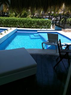 Casitas are little villas for two. Fun and exciting with Swim up pools that give you access to the Lazy River