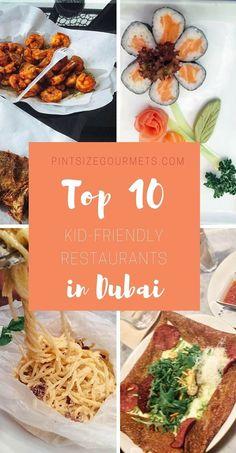 A Kid-Friendly Guide to Restaurants in Dubai, UAE Dubai Restaurants | Family-Friendly Dubai | Family-Friendly UAE | United Arab Emirates
