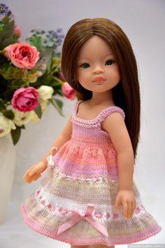 Новогодние каникулы в заветном шкафчике / Куклы Паола Рейна, Paola Reina / Бэйбики. Куклы фото. Одежда для кукол