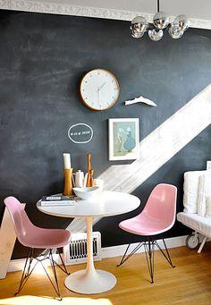Gin Design Room: Un toque de Rosa y Gris * Pink and Grey touch