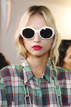 Beauty Trends Spring 2013 Statement Dries Van Noten