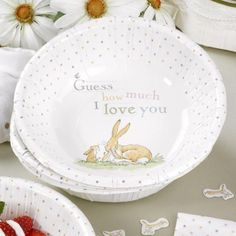 Guess How Much I Love you - party pack @ Kiddicare.com