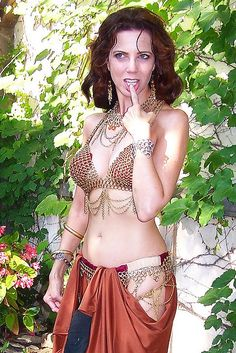 chainmail for belly dancers