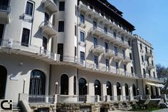 Hotel Palace, Băile Govora - http://herald.ro/locuri/hotel-palace-baile-govora/