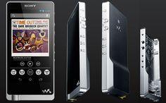 Sony NWZ-ZX1, l'HRA in movimento e con Android a bordo - Quotidiano Audio