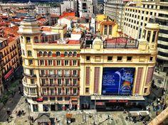 #PlazaCallao #Madrid