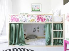 IKEA loft bed hack