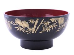 Cherry Blossom Soup Bowl