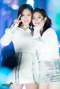 Minari and Dahyunnie Nayeon, South Korean Girls, Korean Girl Groups, Twice Group, Twice Once, Twice Dahyun, Myoui Mina, Girl Day, One In A Million