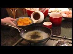 SARIE KOOK! Amandel-perske-tert | SARIE KOS | Almond peach tart | Step by step video
