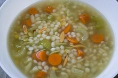 Harvest Grains Soup