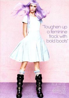 Grace Hartzel by Jason Kibbler for Teen Vogue December 2012 5