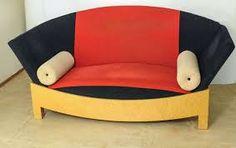 """Mitzi"" sofa by Hans Hollein, 1981 produced by Poltronova"