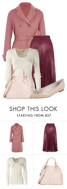 """Untitled #22631"" by nanette-253 ❤ liked on Polyvore featuring Bottega Veneta, Whistles, Michael Kors, Sole Society and Butter Shoes"