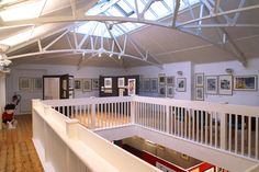 The Cartoon Museum Cartoon Museum, Libraries, Museums, Stairs, Homes, Home Decor, Stairway, Houses, Decoration Home