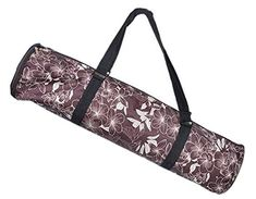 Simple Style Yoga Mat Tote Bag Carrier Lightweight Durable Waterproof Brown ** Want to know more, click on the image. (This is an affiliate link)
