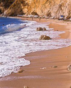 A nice shot of the famous Porto Katsiki beach on my beloved Lefkada