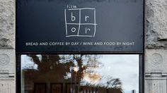 Café Lillebror   Bread and Coffee by Day, Wine & Food by Night   Jarmers Plads 1  1551 København V   www.cafelillebror.dk