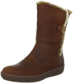 London, Boots femme - Noir (Preto 01), 41 EUBuffalo