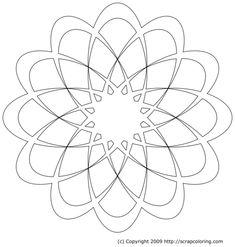 Mandala Design, Mandala Art, Mandala Tattoo, Rose Window, Geometric Drawing, Art Folder, Dot Art Painting, Piet Mondrian, Mandala Coloring Pages