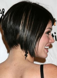 back of short hair - Google Search