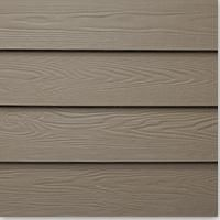BuildDirect: Fiber Cement Siding Cedar Texture Seal 2 Coat Acrylic 8 1/4 12'