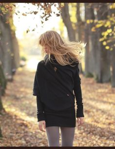 Black Muse woolen long Sweater by LeMuse on Etsy, $110.00