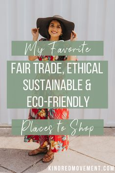 My Favorite Shops | Kindred Movement with Tawny Austin - Ethical Fashion, Home,