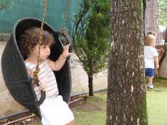Llar d'infants Les Baldufes. Olot, Girona www.lesbaldufes.com