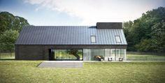 Barn Renovation, Farmhouse Renovation, Amazing Architecture, Modern Architecture, Studios Architecture, Switzerland House, Architectural Design Studio, Modern Barn House, Rural House